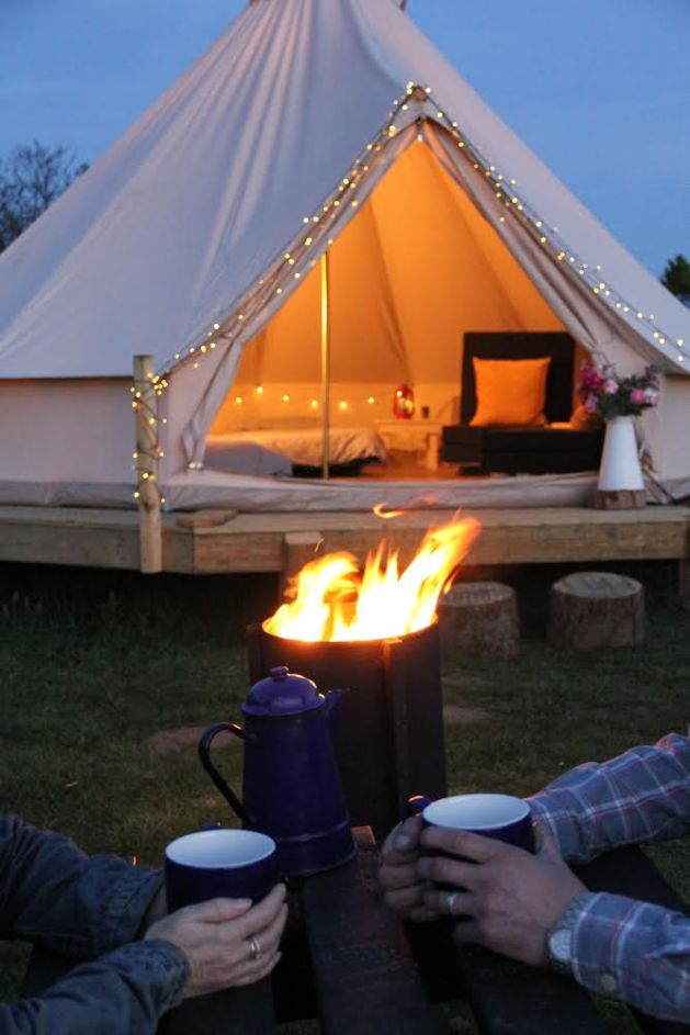 Glamping @ Top Farm